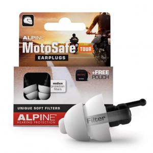 MotoSafe Tour Motor Oordoppen