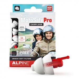 MotoSafe Pro Motor Oordoppen 2 Paar
